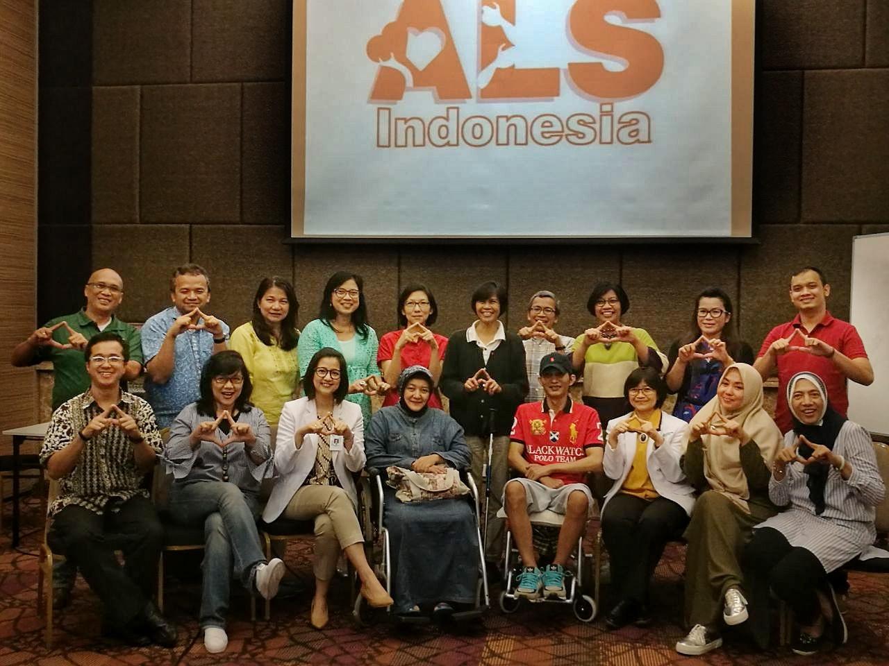 Pembentukan Pengurus Yayasan ALS