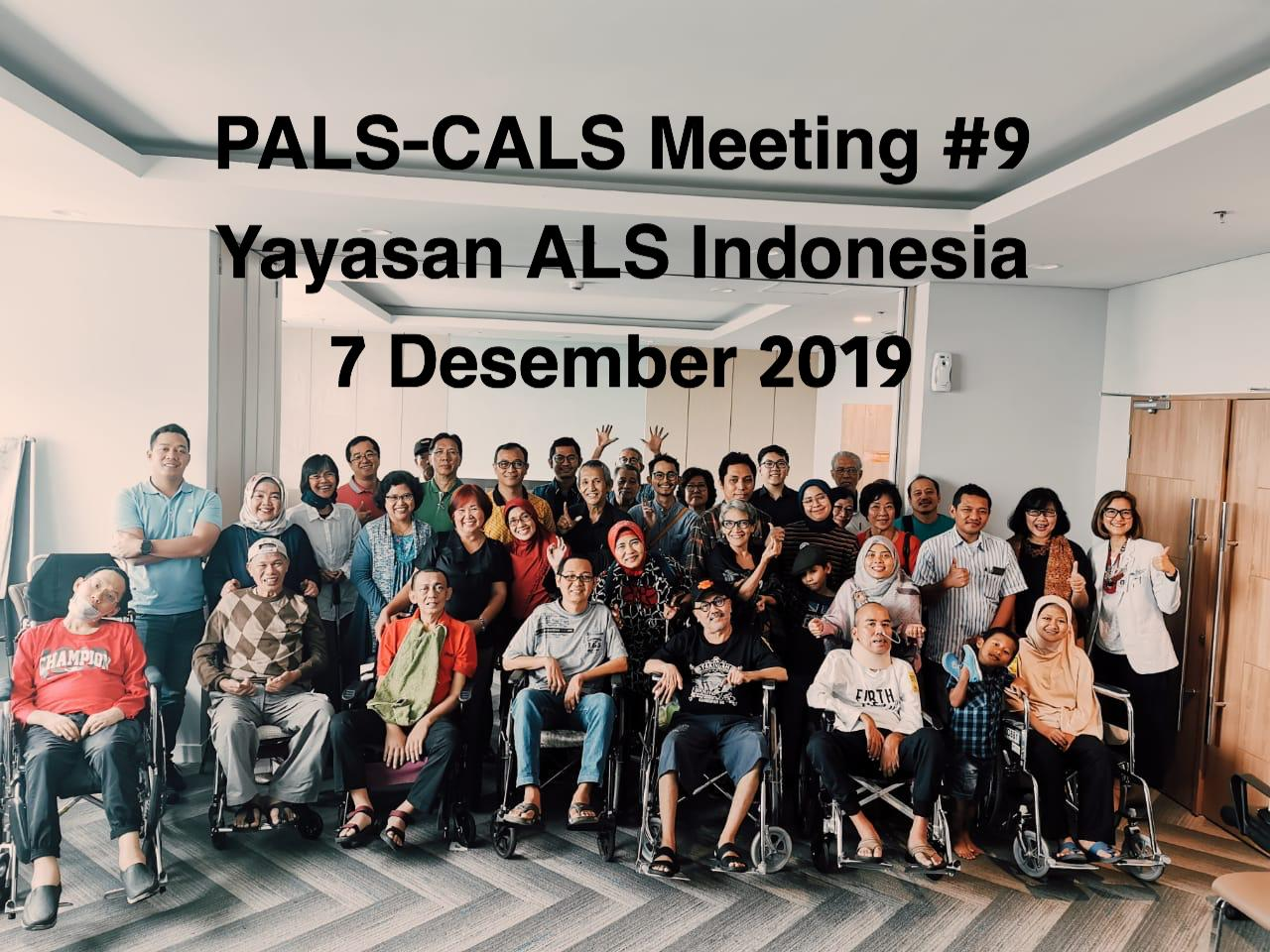 PALS-CALS Meeting #9